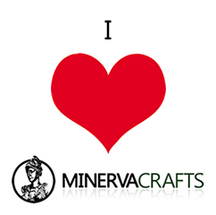 I Love Minerva Crafts