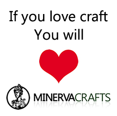 If you love craft, you will love Minerva Crafts - 200 x 200px