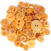 Impex Assorted Buttons for Crafts
