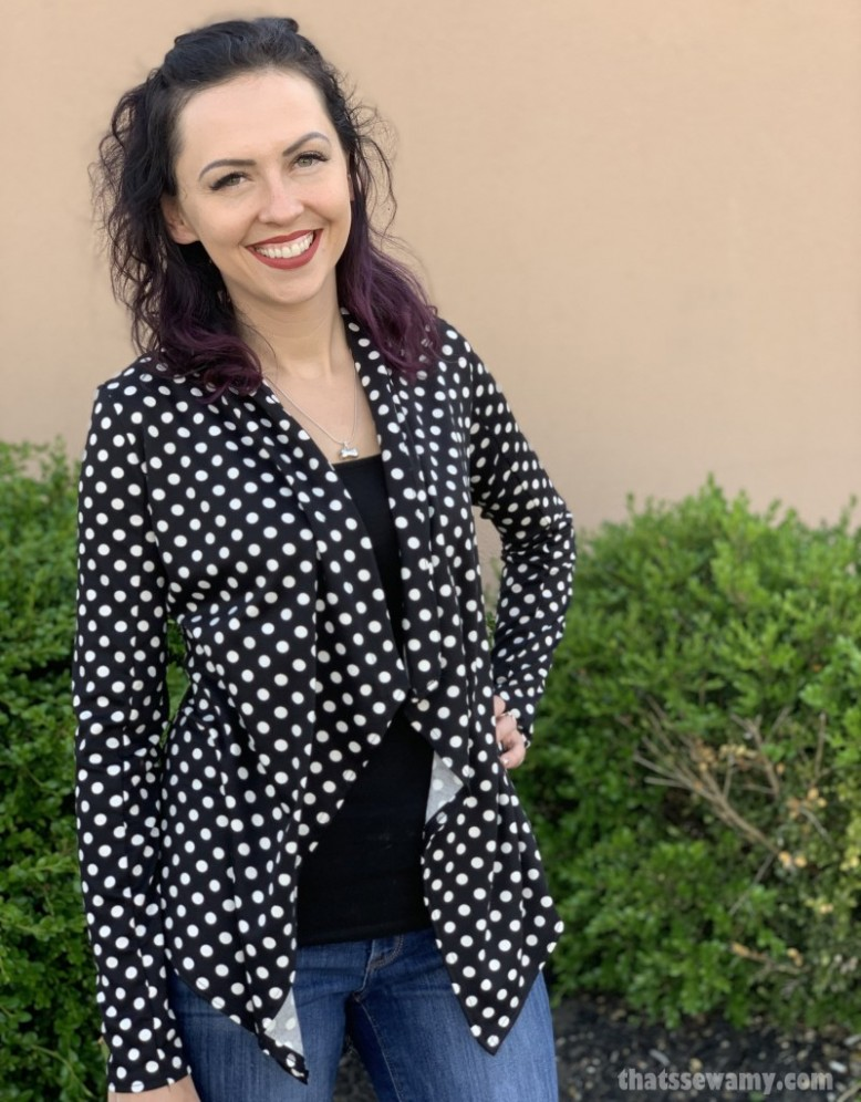 Sew And Tell – Madcap Jacket | Blogger Network | Minerva Crafts